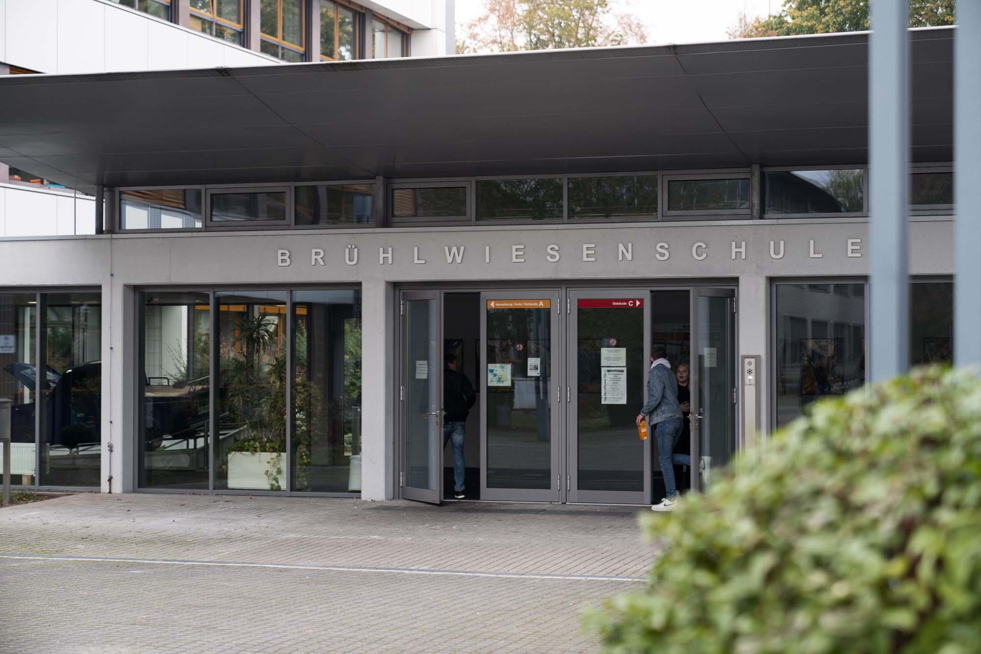Eingang BWS